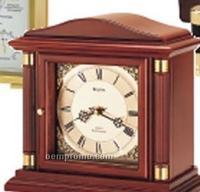 Bramley Walnut Chime Clock