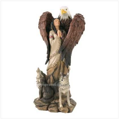 Mountain Spirit Figurine