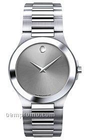 Movado Men's Corporate Exclusive Stainless Steel Bracelet Watch