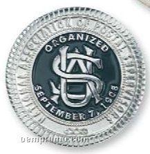 """2"""" 2.6mm Thick Die Struck Coin"""