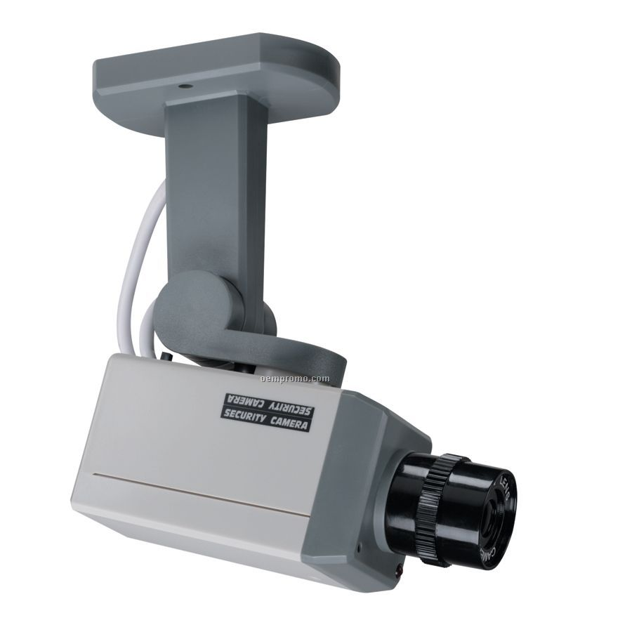 Fake Motion Activated Security Camera