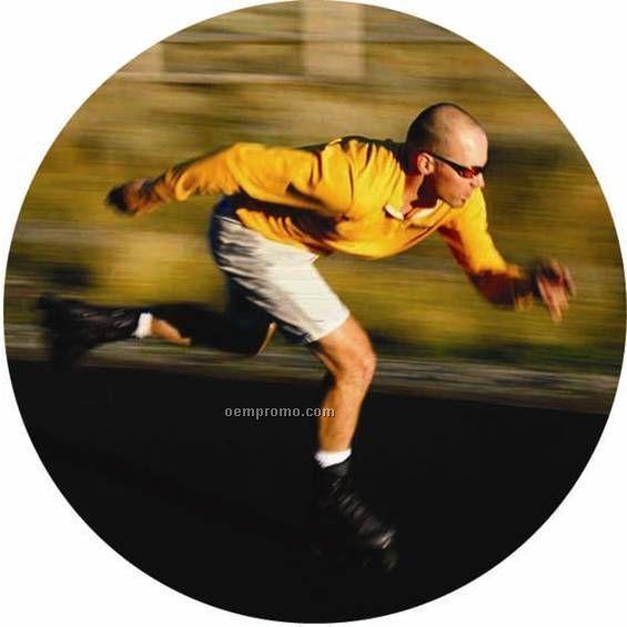 "Photo Mylar Insert - 2"" Rollerblading"