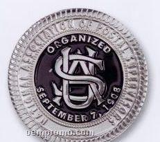 """1 1/4"""" 1.6mm Thick Die Struck Coin"""