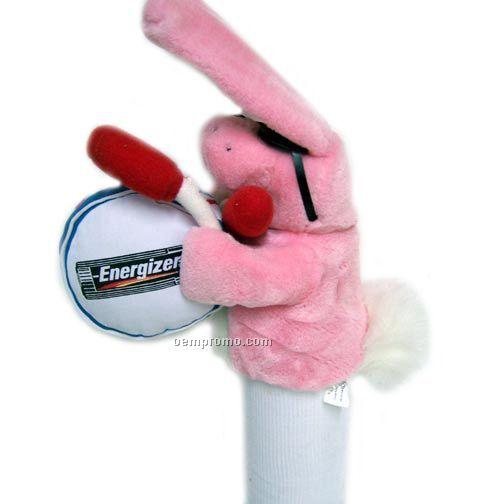 """14"""" Custom Energizer Bunny Golf Club Cover"""