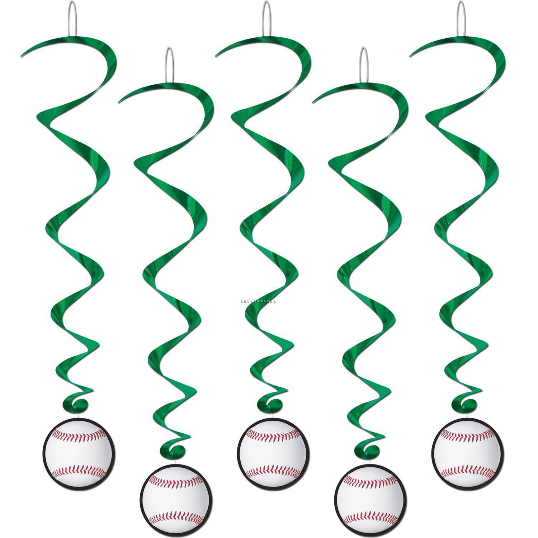 Baseball Whirls
