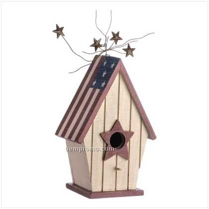 Star Spangled Bird Cottage