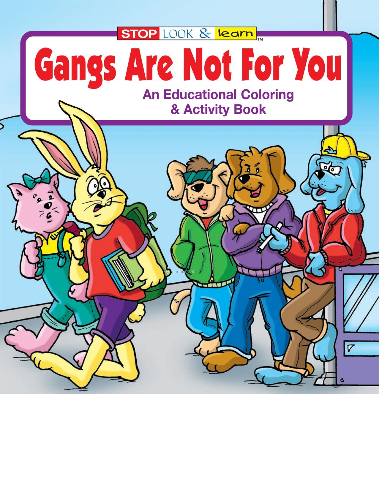 Gangs Are Not For You Fun Pack