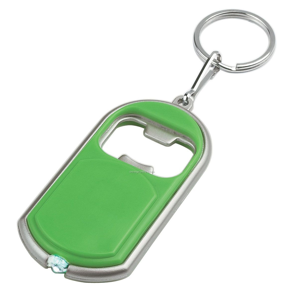 light up bottle opener w keychain green china wholesale light up bottle opener w keychain. Black Bedroom Furniture Sets. Home Design Ideas