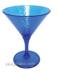 Pms Matching Plastic Martini Glass
