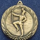 "2.5"" Stock Cast Medallion (Drum Major)"