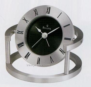 Apollo Clock W/ Solid Aluminum Case
