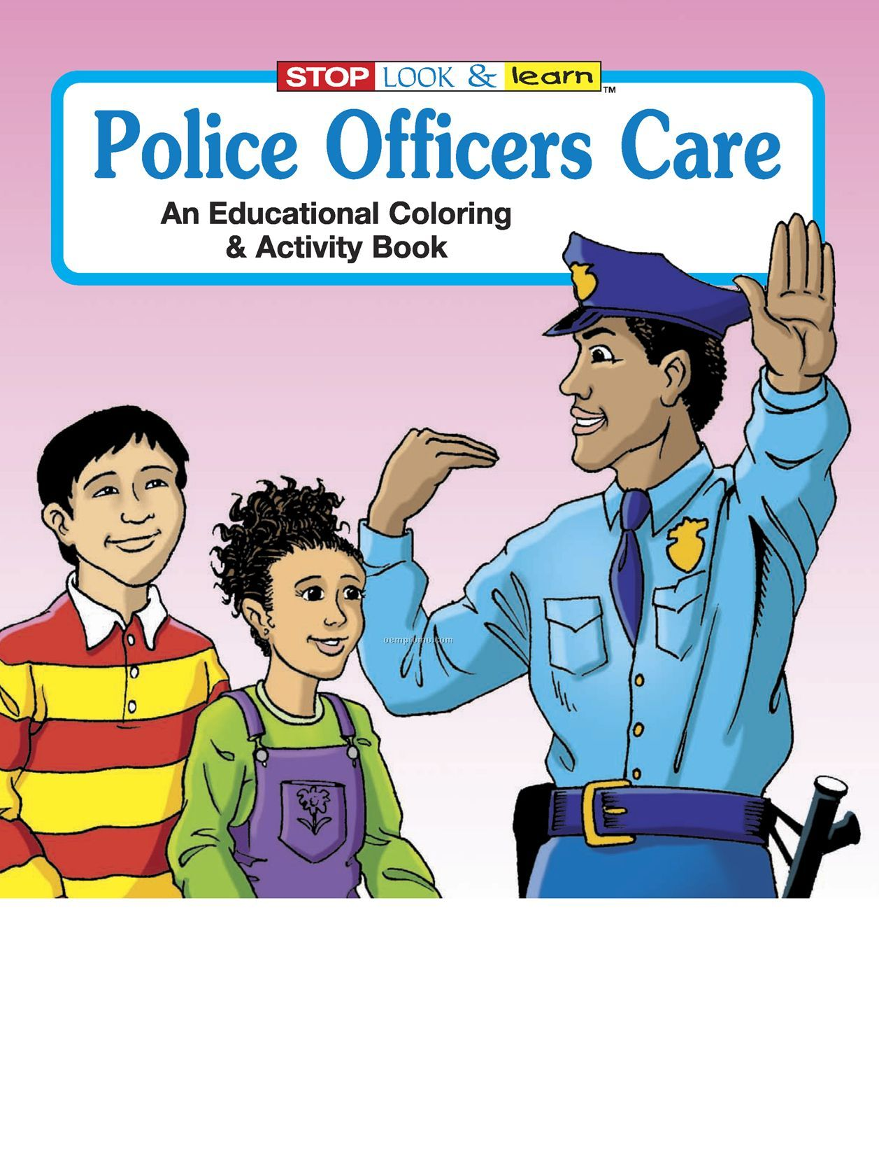 Police Officers Care Fun Pack