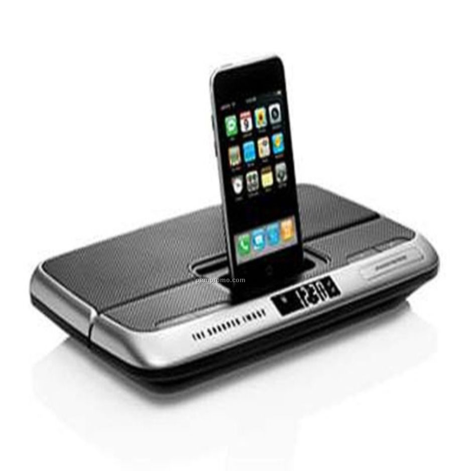 Portable Iphone Dock/ Ipod Speaker System