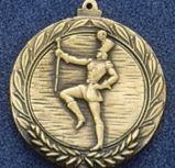 """1.5"""" Stock Cast Medallion (Drum Major)"""