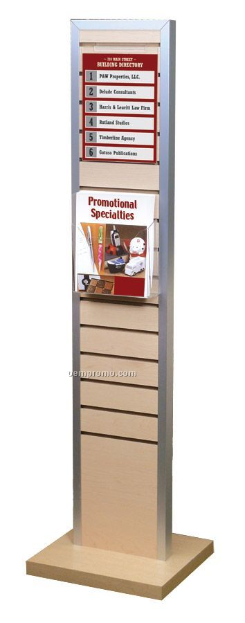 Exhibition Stand Wholesale : Black light up display stand w red green blue led
