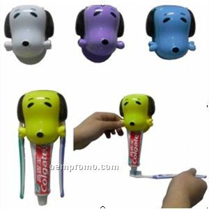 Mini Dogs Toothpaste Extruder