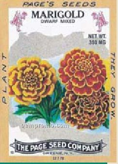 Antique Series Marigold Flower Seeds