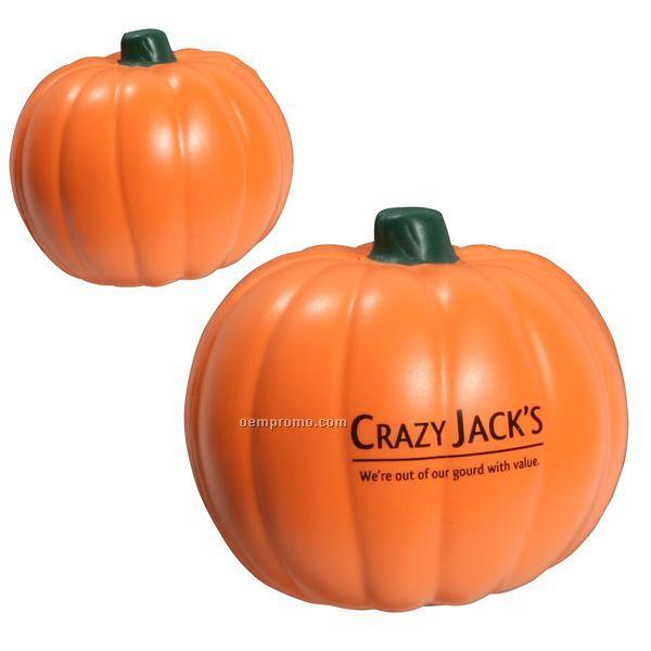 Pumpkin Squeeze Toy