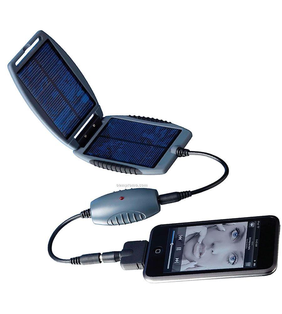 Solar Monkey Charger