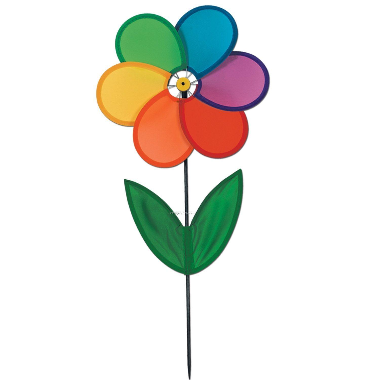 Power Flower Wind Wheels