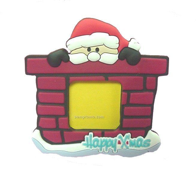 Santa Claus Photo Frame