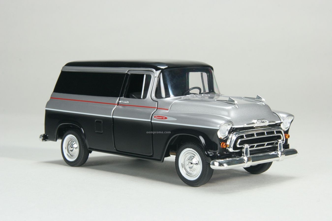 1957 Chevy Panel Truck Bank