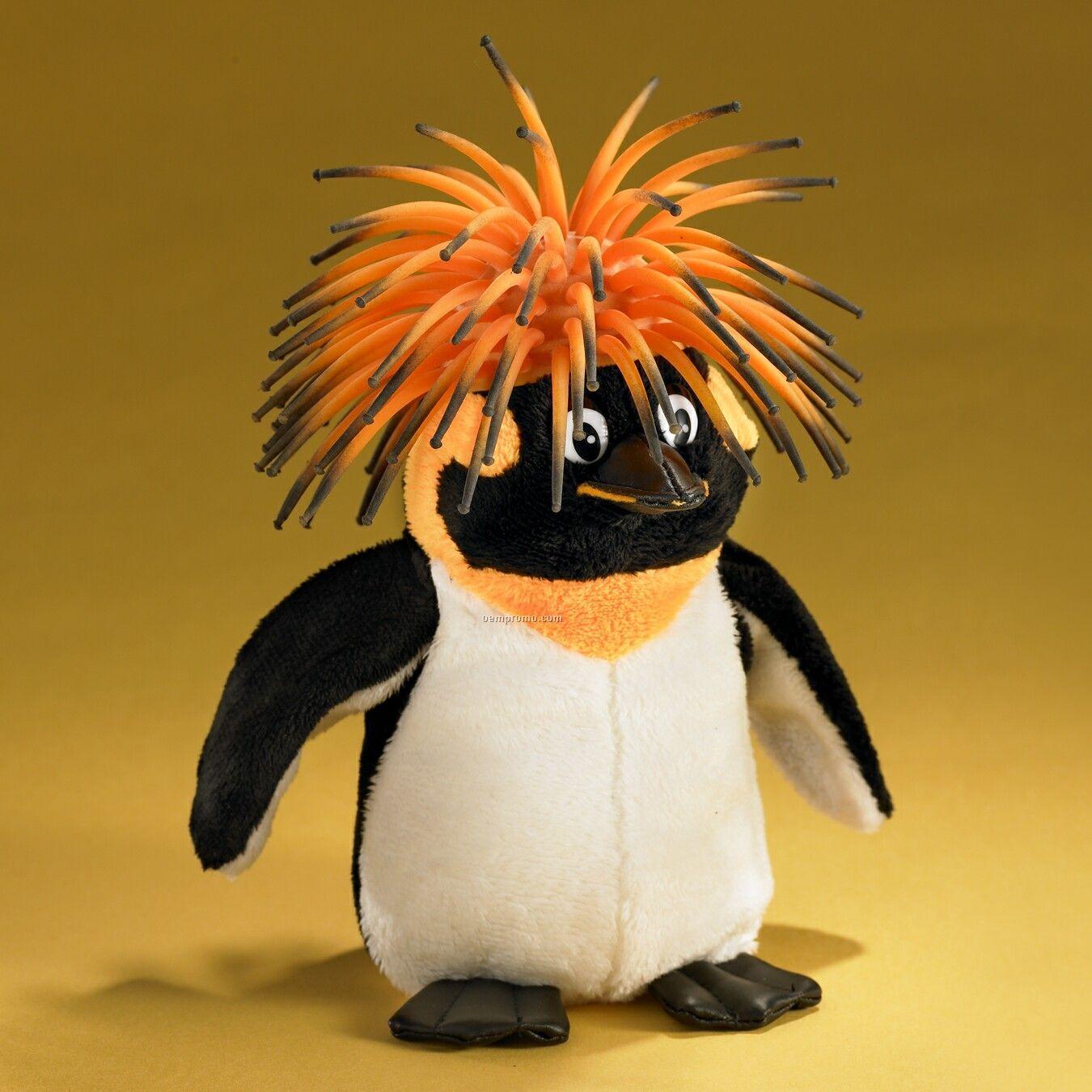 Emperor Penguin Zibbie Toy (7
