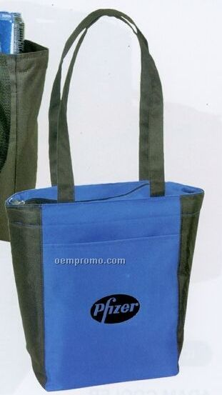 Juniper Cooler' N Tote Bag