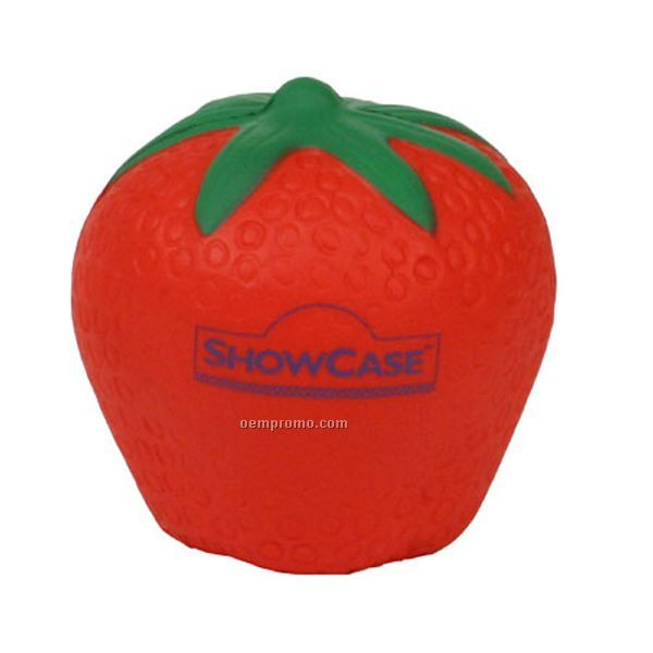 Strawberry Squeeze Toy