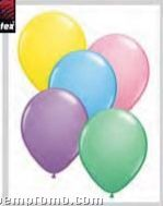 """11"""" Pastel Latex Balloons (100 Count)"""