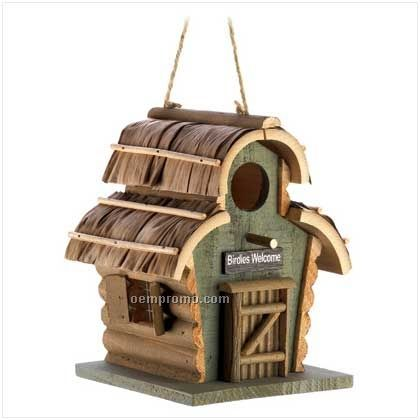 Birdies Welcome Birdhouse