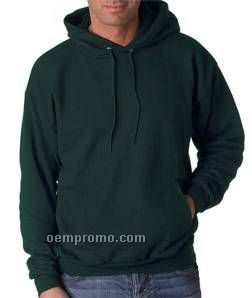 Hanes Adult Colors Hooded Sweatshirt - Embroidered