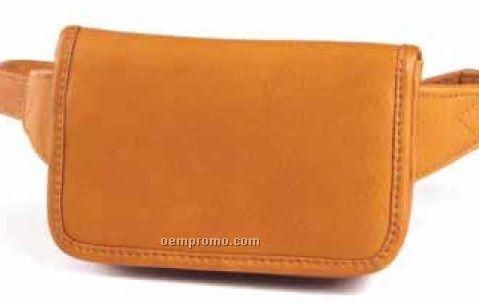 Wallet Waist Pack - Vachetta Leather