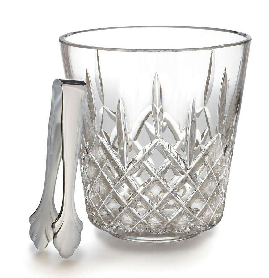 Waterford 0483180060 Crystal Lismore Ice Bucket