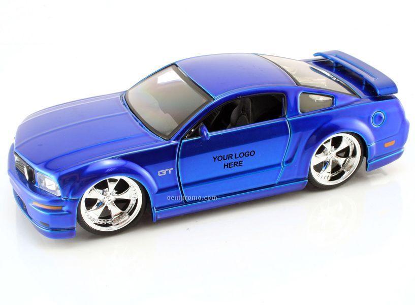 "5 1/2"" Ford Mustang Die Cast Replica Car"