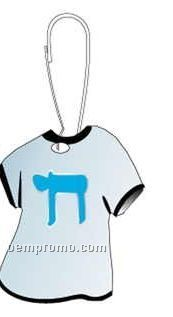 Chai T-shirt Zipper Pull