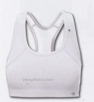 Champion Double Dry Fitness Sports Bra (S-xl)