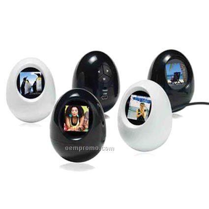 "1.5"" Mini Egg Digital Photo Frame"