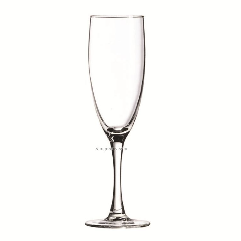 5.75 Oz. Arc Nuance Champagne Flute/ Blank