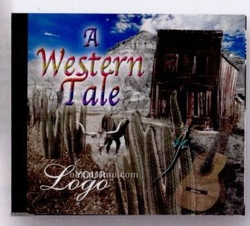 A Western Tale Music CD