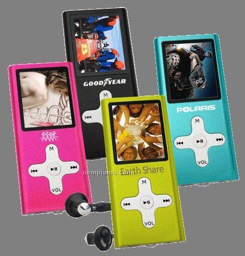 Portable Media Player & Radio (16gb)