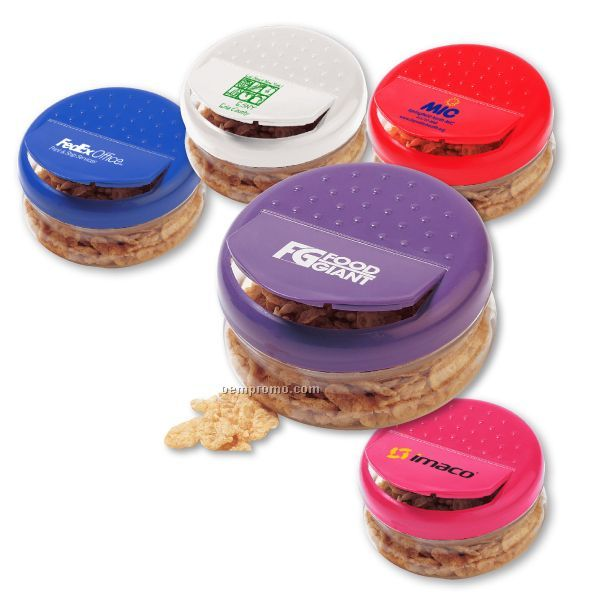 11 Oz. Snap-a-snack Container