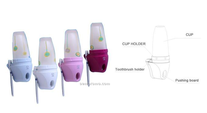Auto-squeezing Toothpaste Machine