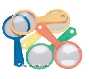 Plastic Magnifying Glass - Economical