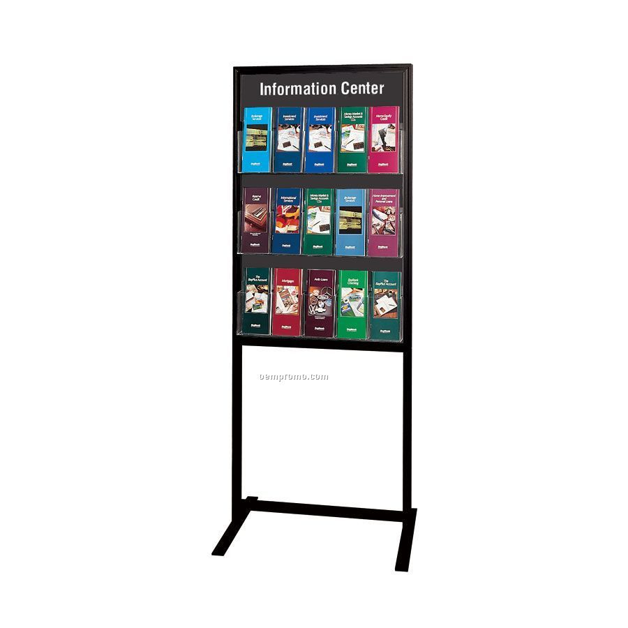 Exhibition Stand Wholesale : Sided brochure display china wholesale