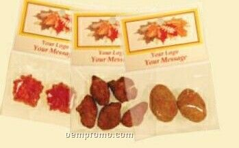 It's In The Bag! Maple Peanut Brittle In The Sampler Bag (W/Customization)