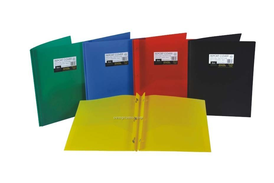 Red 3-metal Prong 2 Pocket Premium Opaque Folder,China ...