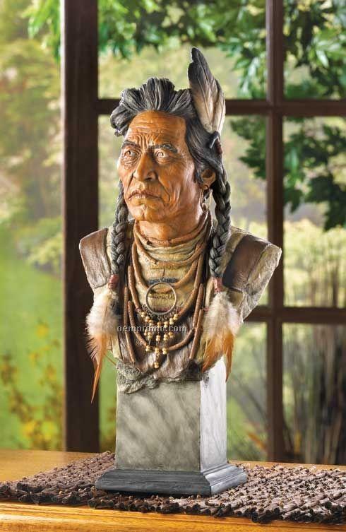 Tribal Shaman Statue