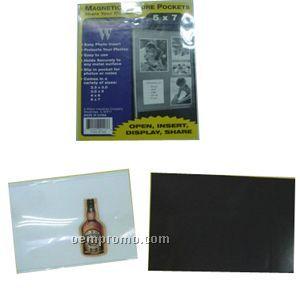 Magnetic Photo Pocket