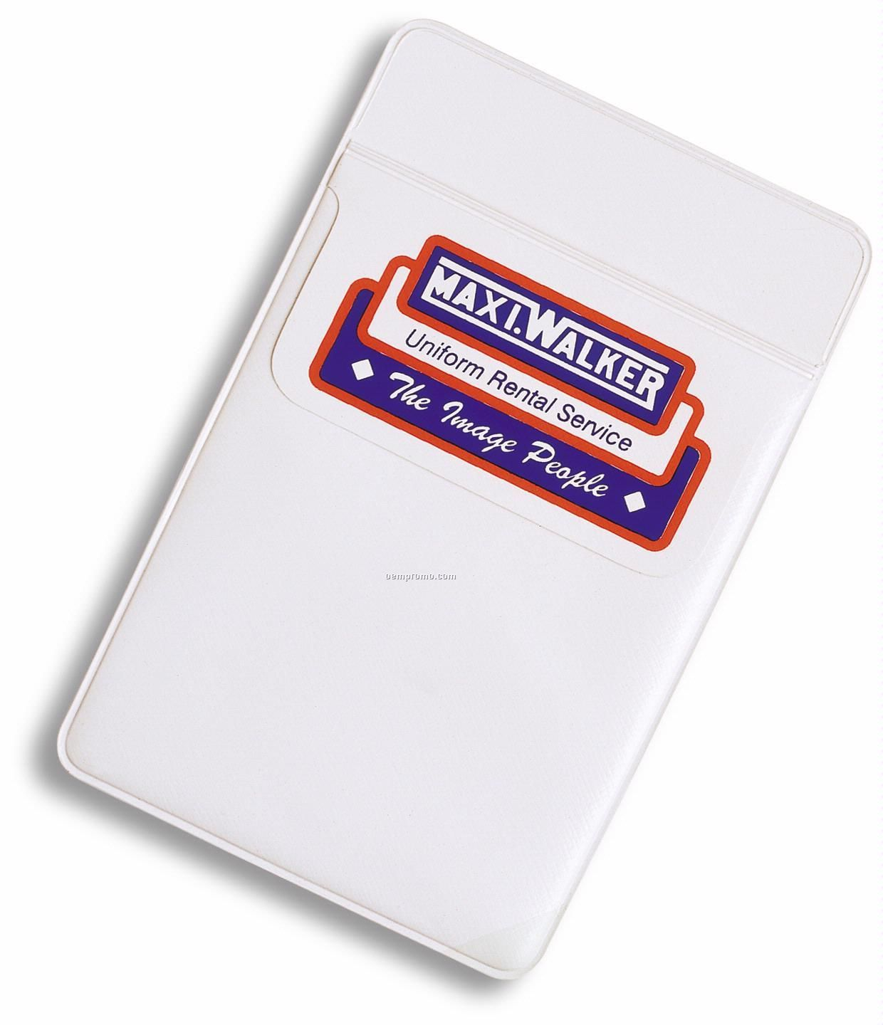 """Pocket Protector With 1-3/4"""" High Flap"""